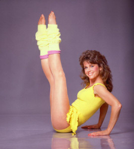 "JANE FONDA'S WORKOUT ON THE REFORMER The times they are a changing.  I spoke to several Pilates teachers from Los Angeles, Palm Desert, Omaha and Kansas City who said it's getting more difficult to find students who want a body/mind workout.  In their opinion the fitness market is shifting to sweating and feeling the burn.  In 1981 when I took my first Pilates classes on the reformer, everyone was into a Jane Fonda type workout.  I also succumbed to the fitness craze of ""let's get physical"".  I took from Jane three times a week and took from several of her other teachers.  By 1997 when I made my career change to the Pilates business, fitness was already headed to the mind/body connection.  We Pilates teachers have had a good run at the breathing and core stabilization thing but NOW WHAT?  How are we going to modify or change our workouts on the reformer to keep our business, give the clients what they want and still give them what they need?  We walk a fine line.  Over 260,000 people every year get injured doing fitness things.  We certainly don't want to contribute to that number. Some Pilates Studios are adding TRX and Spin to the workout.  I doubt Pilates will go underground like it did in 1981 but good teachers will be creative and I know they will come up with something valuable.  Let me know what you come up with."